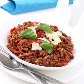 red rice cholesterol